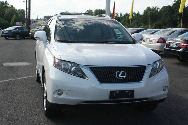 2012 *Lexus* *RX* *350* Base 4dr SUV ***FINANCING AVAILABLE***