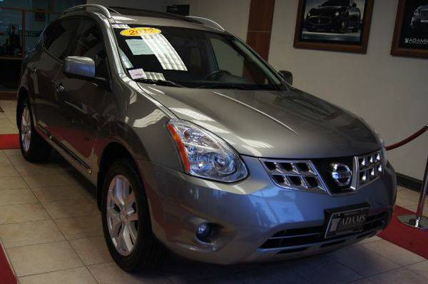 2012 *Nissan* *Rogue* AWD 4dr SL