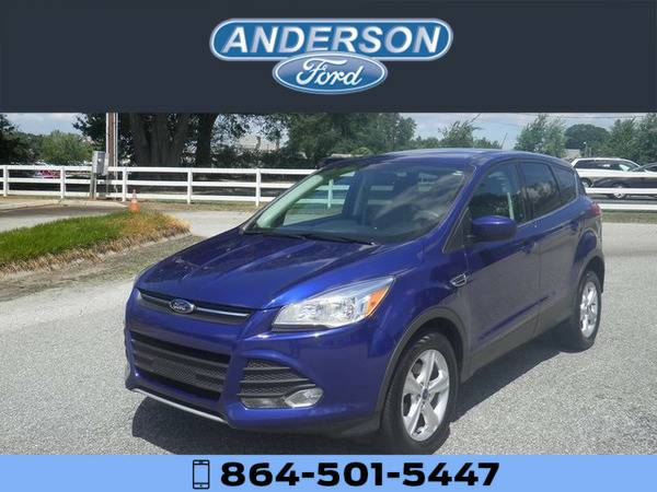 *2014* *Ford Escape SE* *Blue*