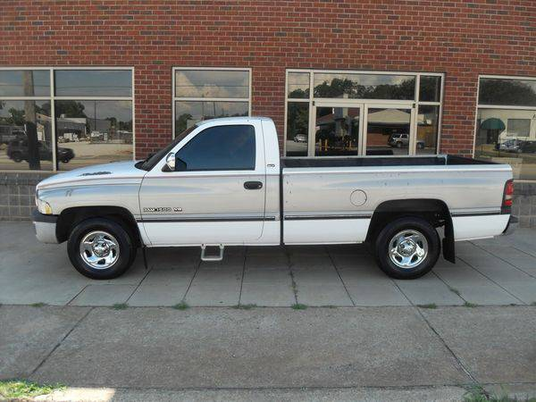 1996 *Dodge* *RAM* *1500* SLT - Your Pre-Owned Import Specialist