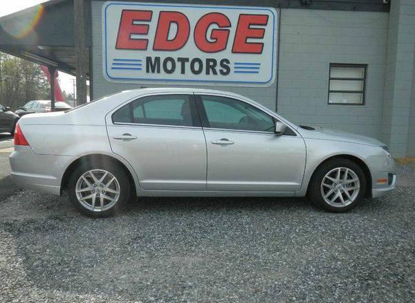 2012 *Ford* *Fusion* SEL 4dr Sedan - AS LITTLE AS $500 DOWN. O.A.C.