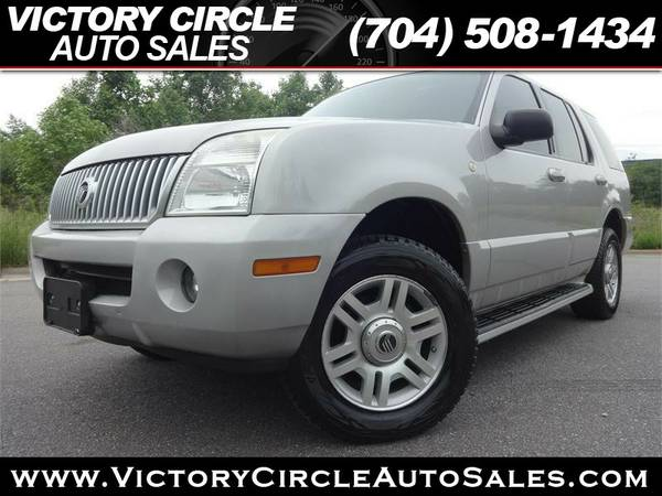 ~~2005 MERCURY MOUNTAINEER~~LIGHT UP YOUR WORLD WITH AMAZING DEALS~~