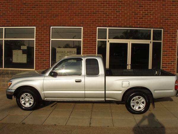 2003 *Toyota* *Tacoma* SR5 - Your Pre-Owned Import Specialist