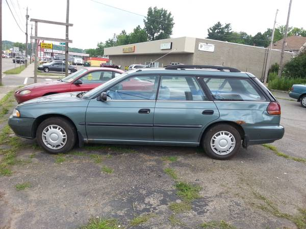 1995 subaru legacy cold ac brand new inspection