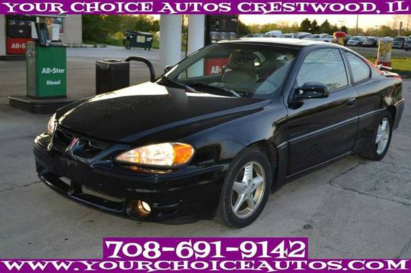 1999 PONTIAC GRAND AM GT COUPE LEATHER SUNROOF KEYLESS CD ALLOY 841246