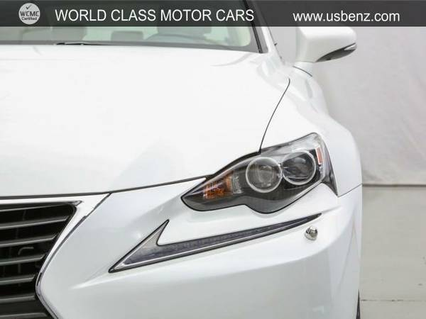 2014 Lexus IS 250 AWD White Sweet deal*SPECIAL!!!*