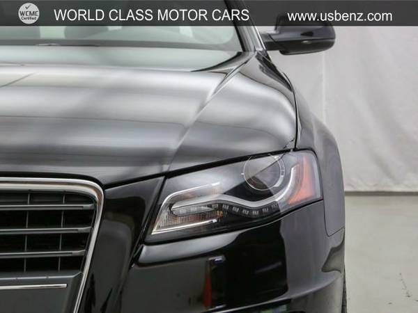 2011 Audi A4 2.0T Prestige quattro Sedan Black Amazing Value!!!