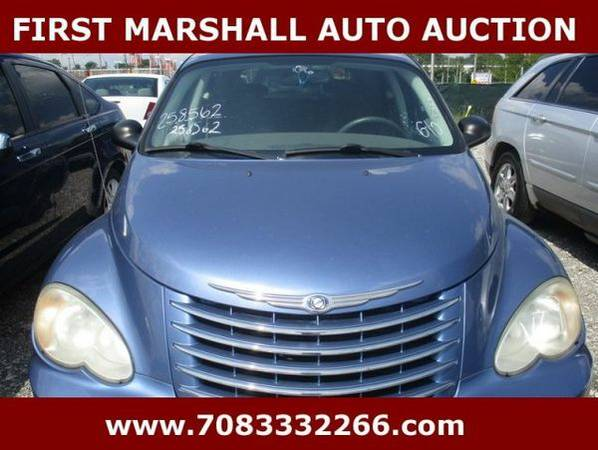 2006 *Chrysler* *PT* *Cruiser* Touring -🔥Auction Pricing...