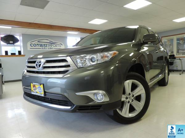 2013 *Toyota* *Highlander* Limited SUV V6 - BAD CREDIT LOAN