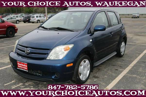 2005 SCION XA HATCHBACK 5SPEED GAS SAVER CD GUD TIRES LOW PRICE 093262
