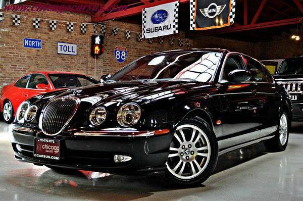 2003 *Jaguar* *S-Type* 4.2 4dr Sedan
