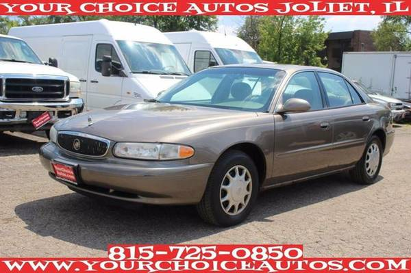 2005 BUICK CENTURY CUSTOM KEYLES CD ALLOY GUD TIRES LOW PRICE 102359