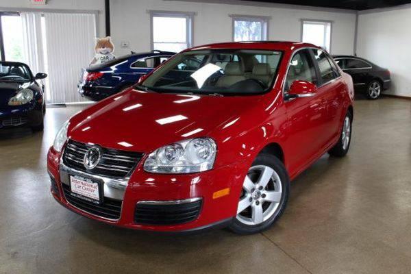 2008 *Volkswagen* *Jetta* SE