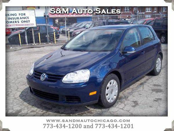 2008 *Volkswagen* *Rabbit* 4-Door S **100% approval is our goal**