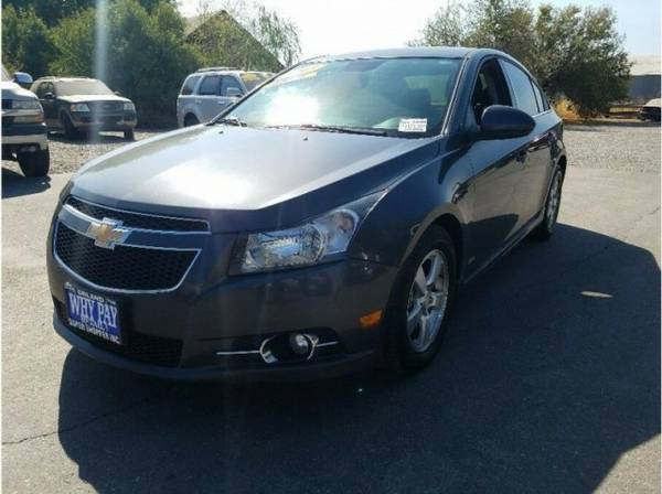 2013 Chevrolet Cruze LT Sedan 4D supershopperdeals.com