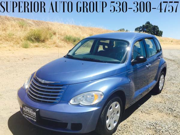 2006 CHRYSLER PT CRUISER, SUPER LOW MILES!!