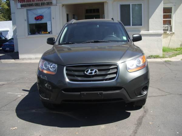 2010 Hyundai Santa Fe AWD