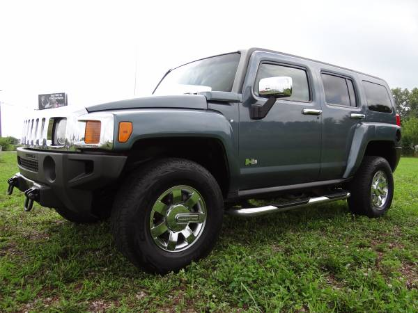 *** 2007 HUMMER H3 *** SIGN AND DRIVE AUTO SALES