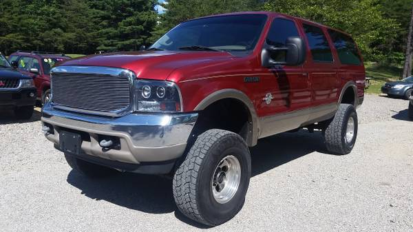 2000 Ford Excursion Limited 4x4 Lifted! Price Drop!!