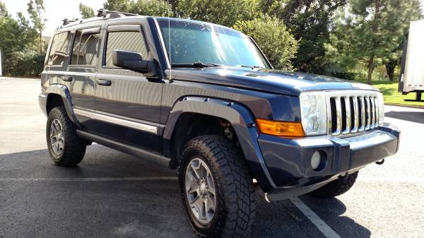 2006 Jeep Commander Limited HEMI 4X4