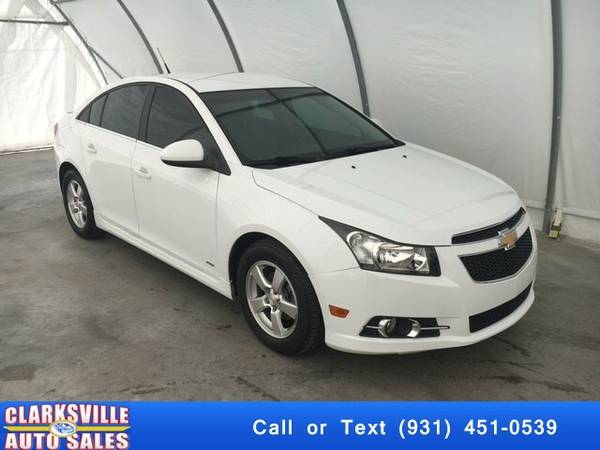 2011 Chevrolet Cruze LT 4dr Sedan w/1LT Sedan Cruze Chevrolet