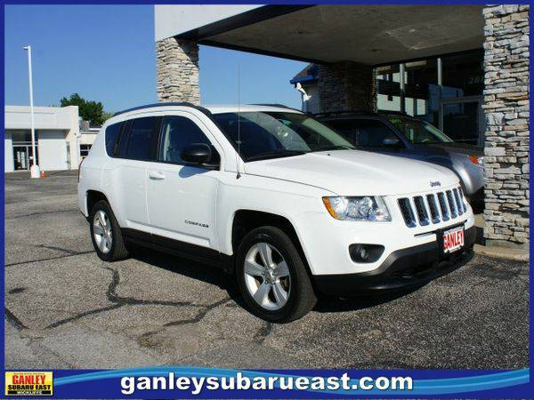 2013 *Jeep* *Compass* Latitude - Ganley Subaru! Call or Text.