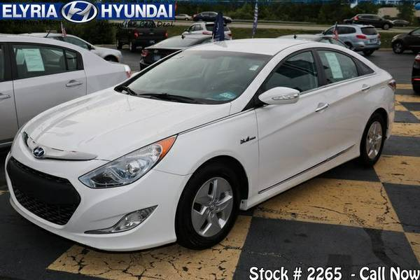 2011 Hyundai Sonata Hybrid Base 4D Sedan