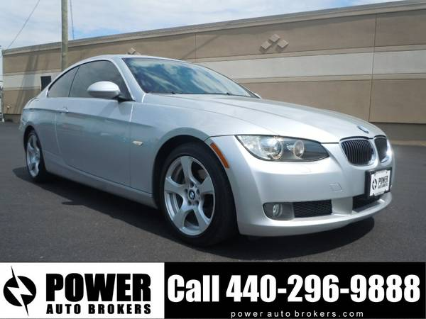 2007 BMW 328Xi AWD Coupe - EZ Financing 100+ cars in stock