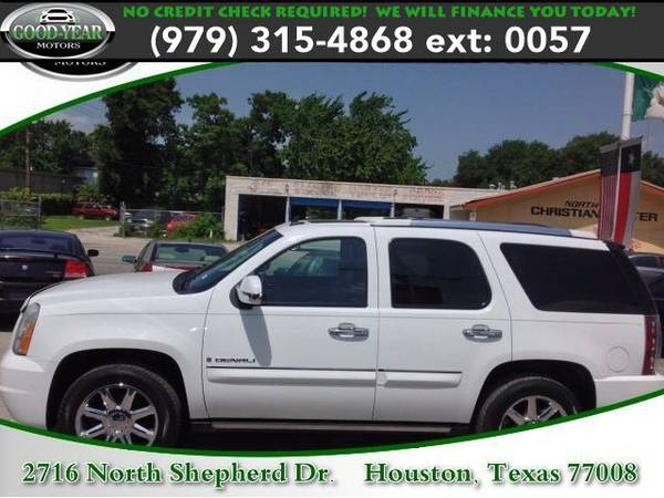 2008 *GMC Yukon Denali* NO CREDIT CHECK REQUIRED!