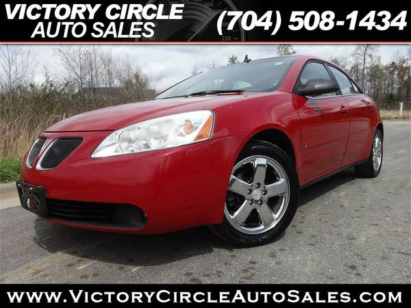 ~~2006 PONTIAC G6 GTP~~$500* DOWN DELIVERS TODAY~~EVERYONE IS APPROVED