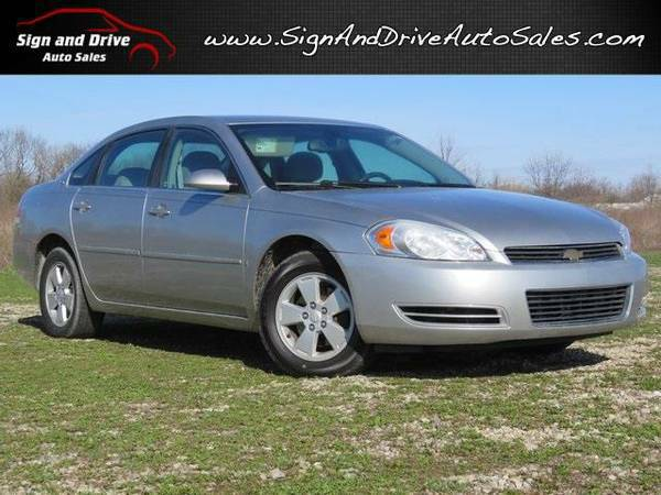 *** 2006 CHEVROLET IMPALA *** SIGN AND DRIVE AUTO SALES