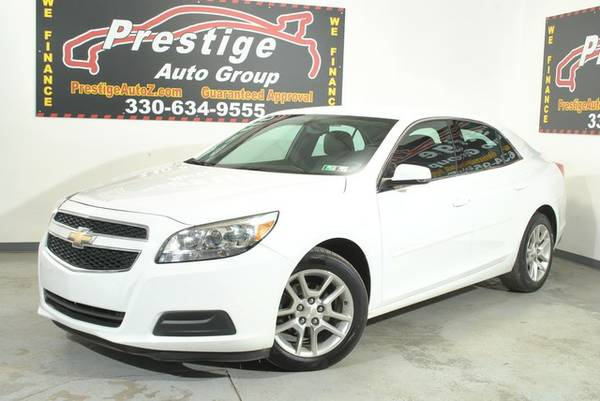 2013 Chevrolet Malibu LT-Backup Camera, Low Mileage, Free Warranty!