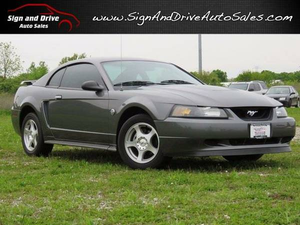 *** 2004 FORD MUSTANG *** SIGN AND DRIVE AUTO SALES