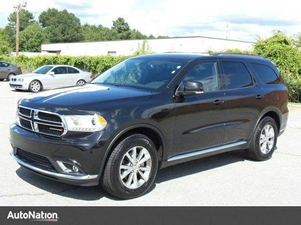 2015 Dodge Durango Limited SKU:FC201042 SUV