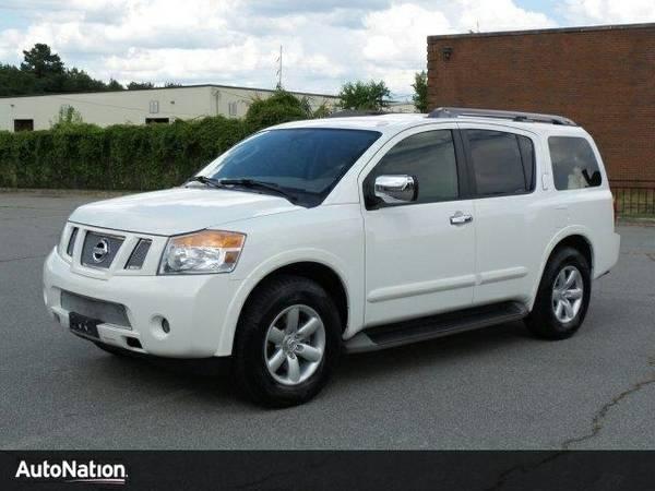 2012 Nissan Armada SV SKU:CN611562 SUV