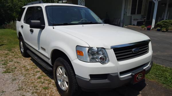 07 FORD EXPLORER NICE SUV NEW TIRES