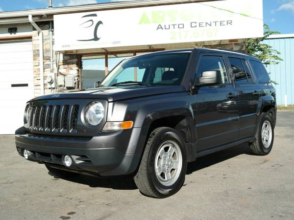 2015 *Jeep *Patriot* Sport || 20,622 Miles - 2.0 L 4 Cyl ||