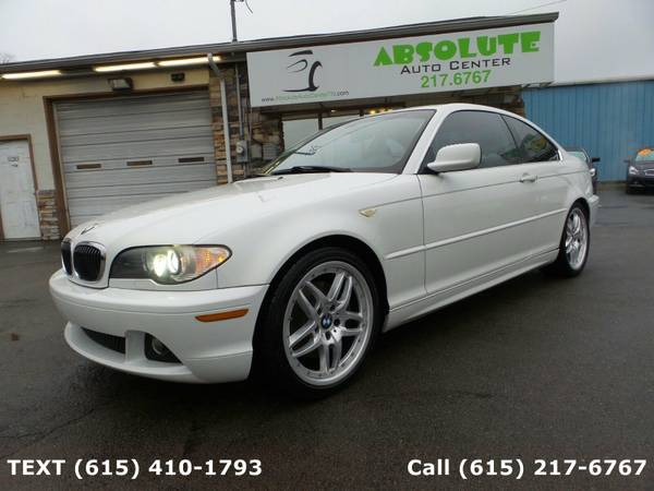2004 *BMW *3 Series *330Ci*⚐ ░