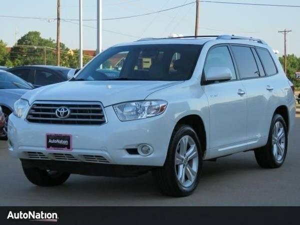 2010 Toyota Highlander Limited SKU:AS015863 Toyota Highlander Limited