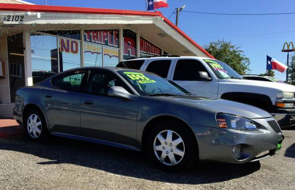 2007 PONTIAC GRAND PRIX __ $1200 DOWN!! __ @ TRIPLE R MOTORS!!