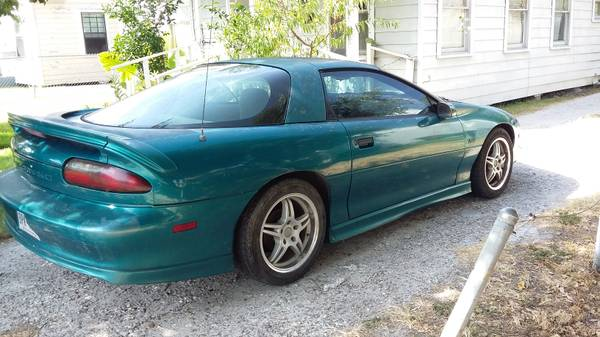 1996 camaro rs
