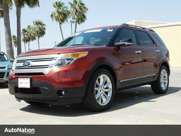 2014 Ford Explorer XLT SKU:EGB00297 Ford Explorer XLT SUV