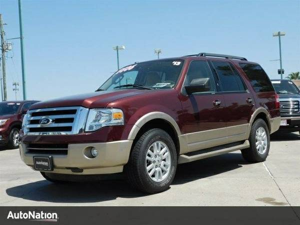 2013 Ford Expedition XLT SKU:DEF01511 Ford Expedition XLT SUV