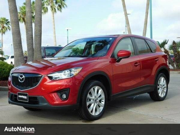 2014 Mazda CX-5 Grand Touring SKU:E0341669 Mazda CX-5 Grand Touring SU