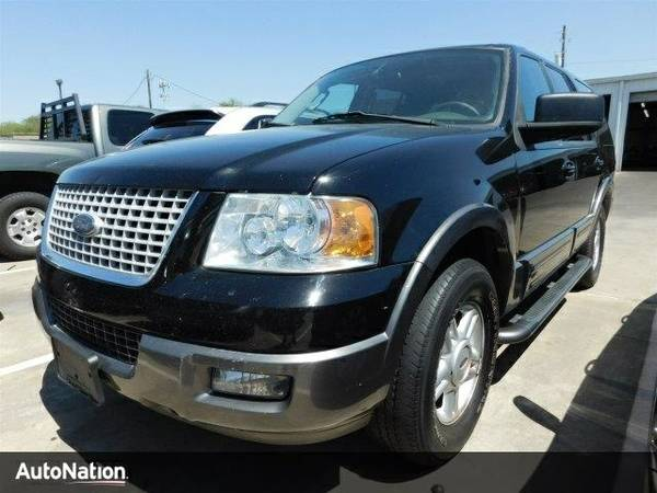 2004 Ford Expedition XLT Sport SKU:4LA18840 Ford Expedition XLT Sport