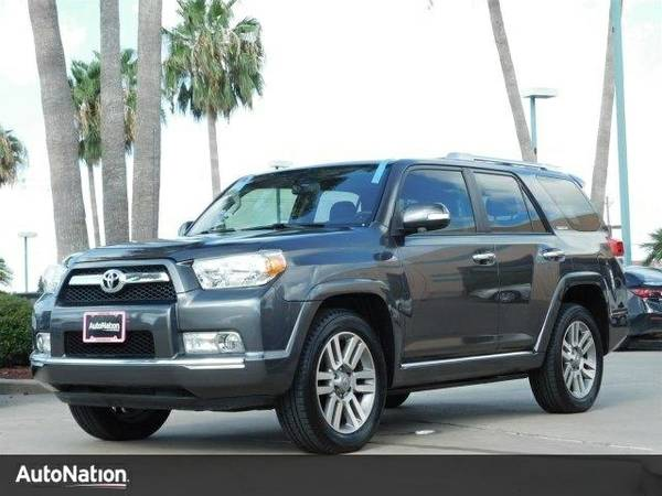 2012 Toyota 4Runner Limited SKU:C5038310 Toyota 4Runner Limited SUV