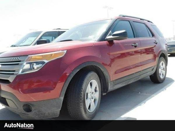 2014 Ford Explorer SKU:EGA48772 Ford Explorer SUV