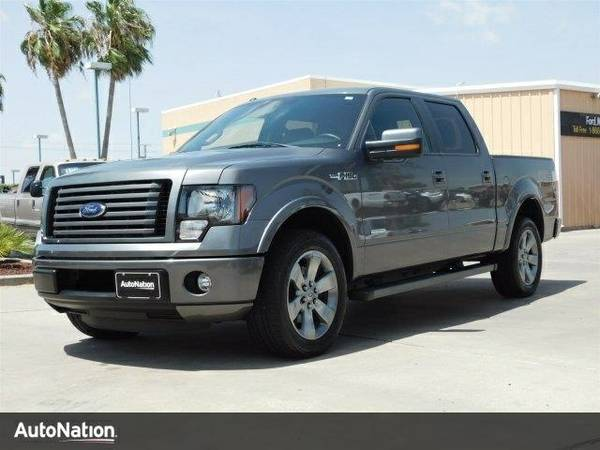 2012 Ford F-150 FX2 SKU:CKE18532 Ford F-150 FX2 SuperCrew Cab