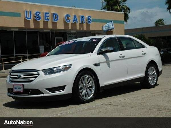 2014 Ford Taurus Limited SKU:EG115083 Ford Taurus Limited Sedan
