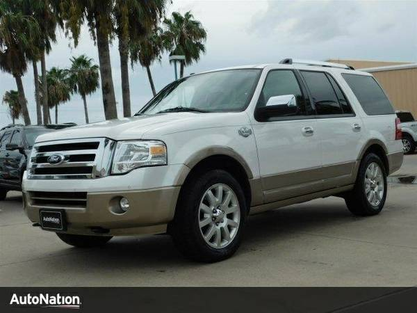 2014 Ford Expedition King Ranch SKU:EEF10698 Ford Expedition King Ranc